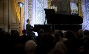 Recital de Maria João Pires em direto no Mezzo Live no Dia Internacional da  Mulher
