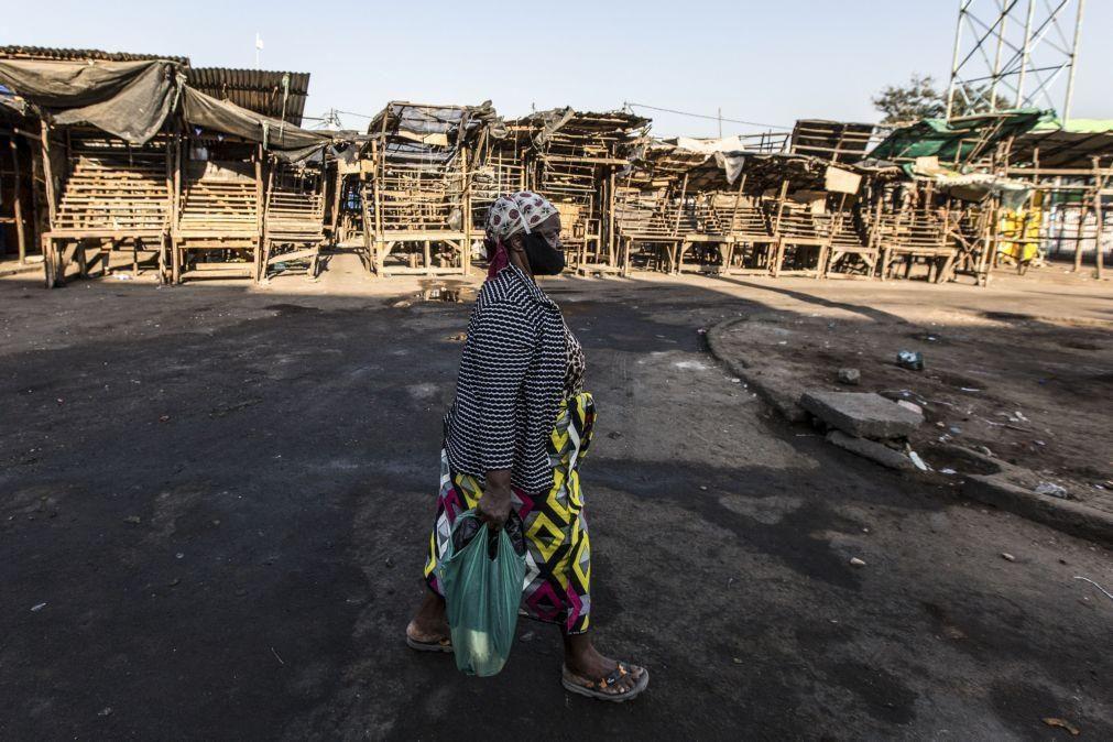 Covid-19: Mais seis mortes e 775 novos casos em Moçambique