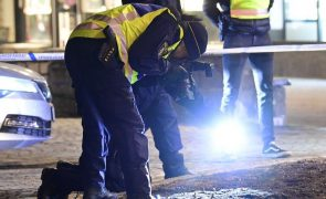 Ataque na Suécia investigado como homicídio sem excluir motivo terrorista