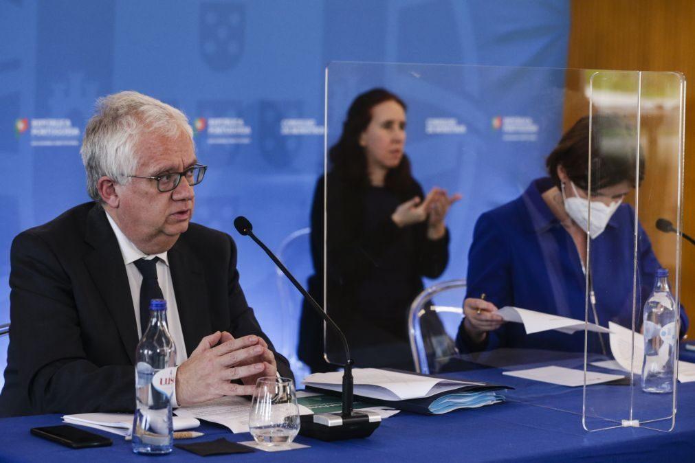 Governo vai alterar modelo da Escola Nacional de Bombeiros