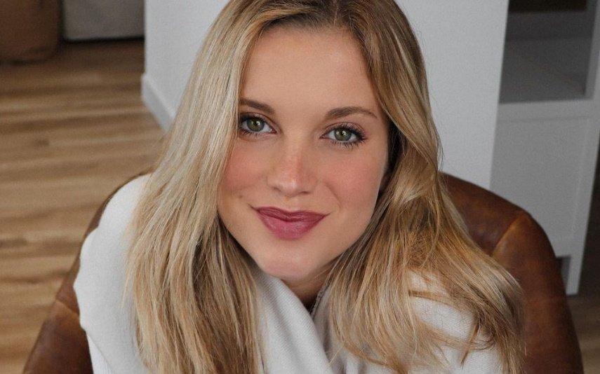 Júlia Palha mostra fotografia inédita ao lado do namorado