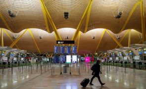 Covid-19: Espanha vai manter proibição de viagens entre regiões durante a Páscoa