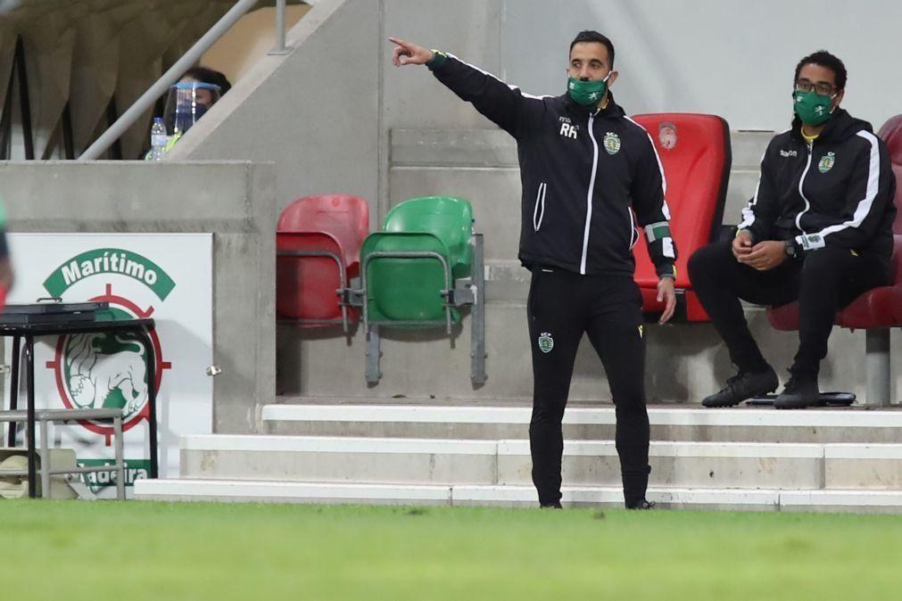 Sporting quer vencer Santa Clara e olha para a 'Champions'