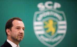 Varandas diz que Amorim «é um treinador brilhante e o homem certo»