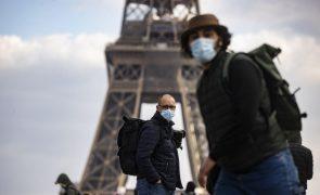 Covid-19: França deteta mais de 25 mil novos casos nas últimas 24 horas