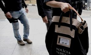 Brasil desarticula grupo especializado em tráfico internacional de drogas para Portugal