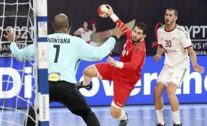 FC Porto e Elverum fazem homenagem a Quintana no jogo da 'Champions' de andebol