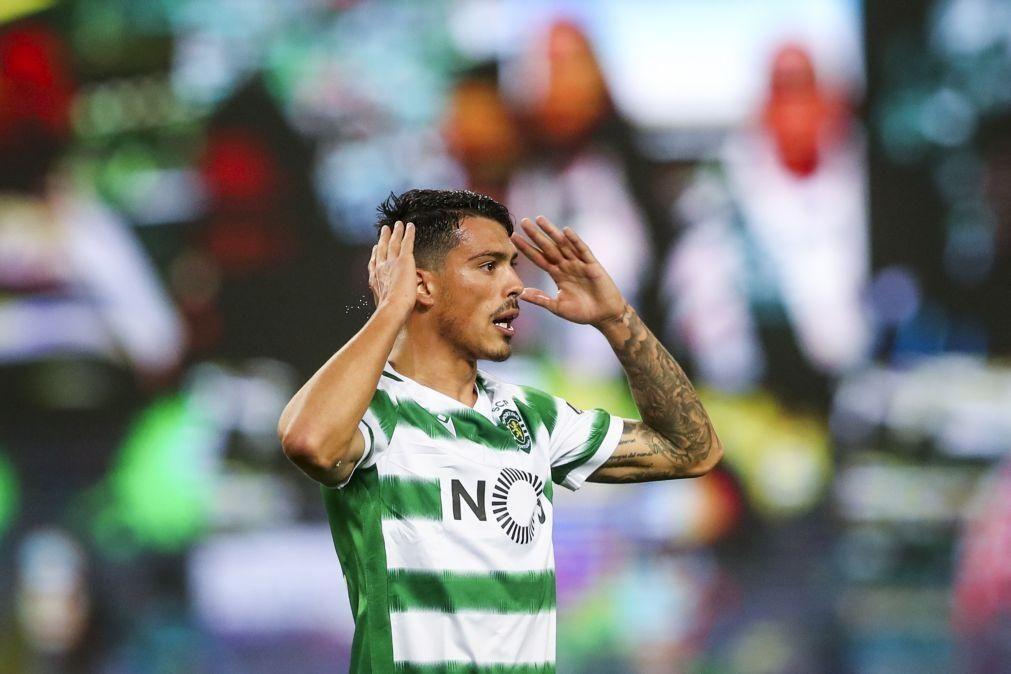 Pedro Porro está lesionado e falha jogo do Sporting com Santa Clara