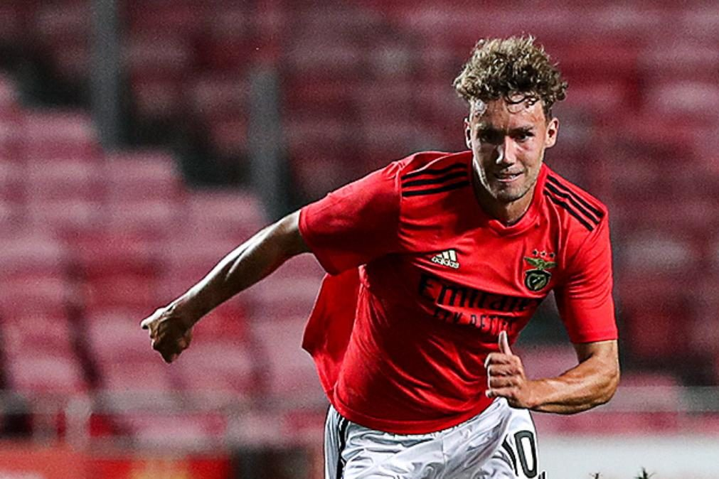 Benfica vence Belenenses SAD com Lucas Veríssimo a estrear-se a marcar [veja os golos]