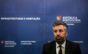Acionista privado da Groundforce exige manter controlo em caso de execução da penhora - Ministro