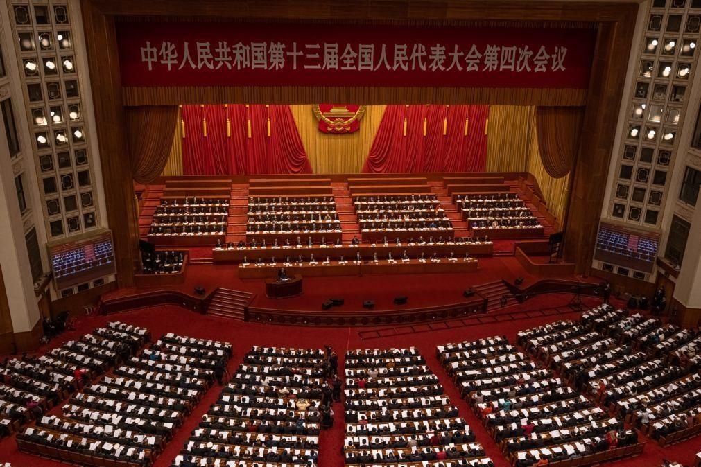 China reduz meta do défice orçamental para 3,2% após superar epidemia de covid-19