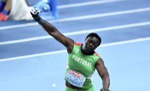 Auriol Dongmo aponta para a primeira medalha para Portugal nos Europeus de atletismo