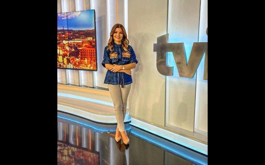 Sara Sousa Pinto 5 looks descontraídos e elegantes usados pela apresentadora nas manhãs da TVI