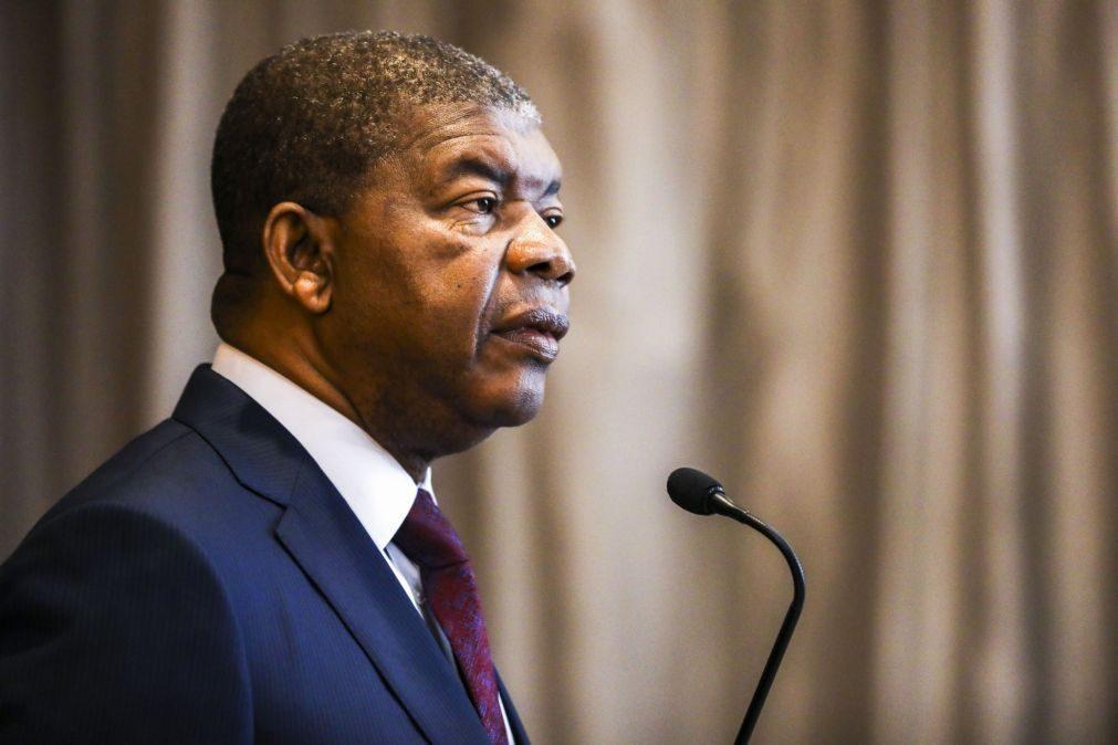 Presidente angolano diz que juízes nomeados são os melhores para o Tribunal de Contas