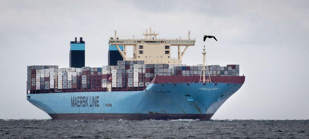 Gigante do transporte marítimo pede operação internacional urgente contra a pirataria no Golfo da Guiné