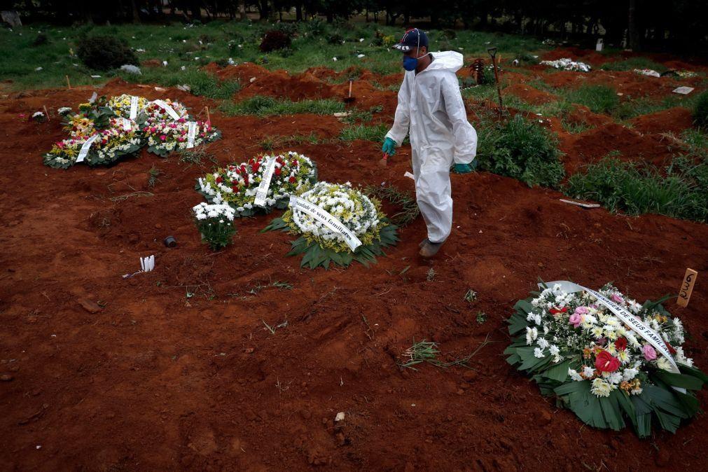 Covid-19: Pandemia já matou mais de 2,57 milhões de pessoas no mundo