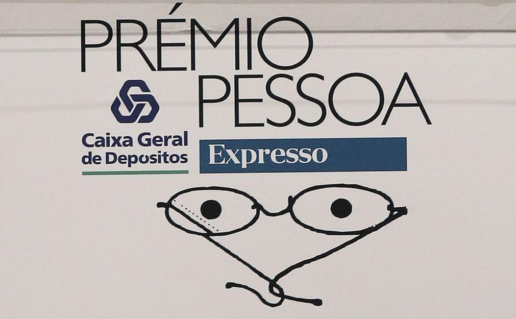 Covid-19: Prémio Pessoa vai ser anunciado a 11 de março por transmissão de vídeo