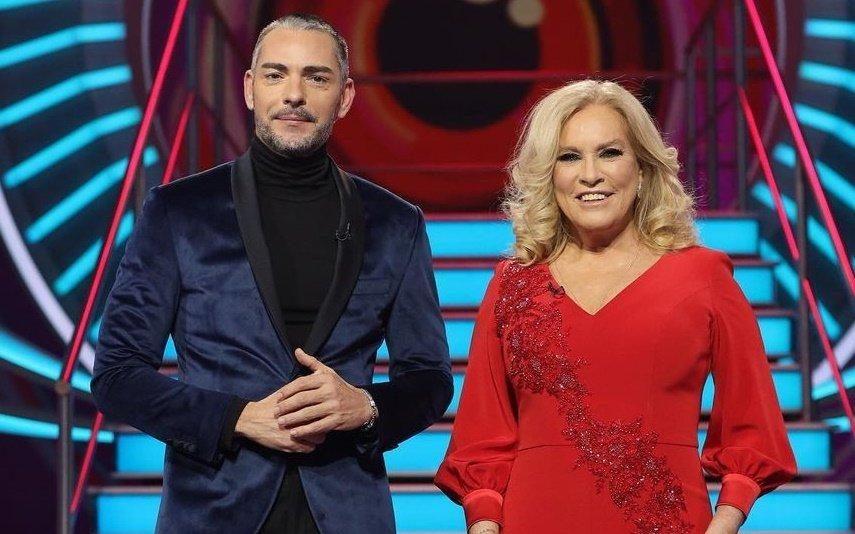 TVI esclarece polémica sobre Teresa Guilherme e Cláudio Ramos