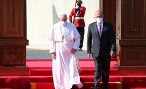 Papa apela a Iraque para que cristãos possam participar na vida pública