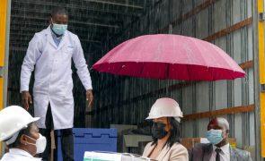 Covid-19:Moçambique anuncia mais seis óbitos e 359 novas infeções
