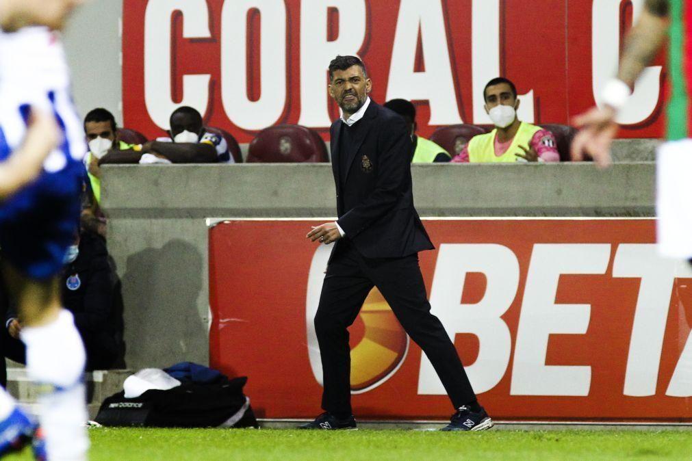 Sérgio Conceição diz que reconquista do título