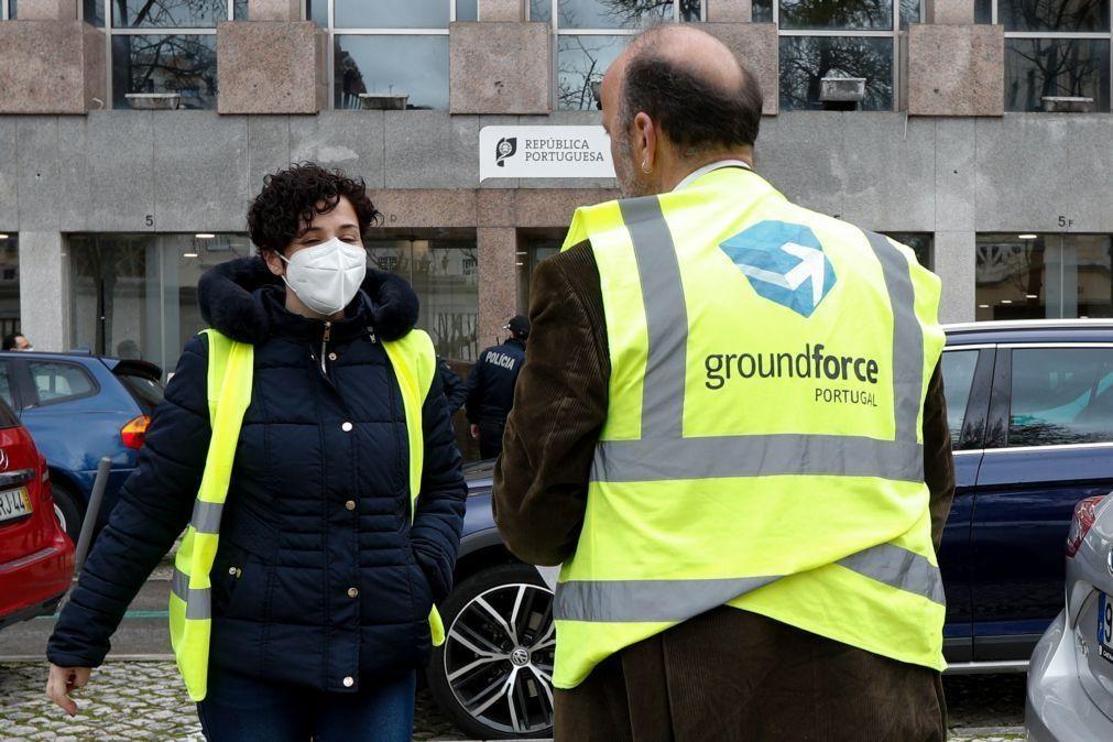 Acionista da Groundforce insiste que concordou com exigências e aguarda contacto do Governo