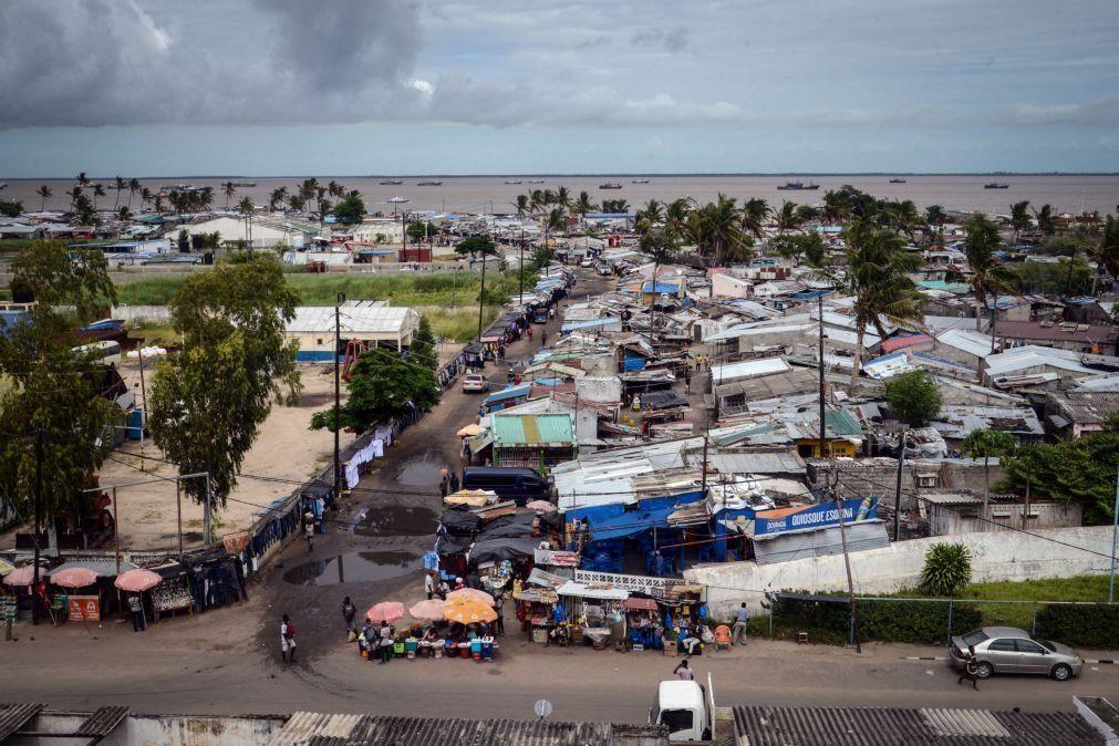 Novo autarca da Beira quer cidade mais resiliente às mudanças climáticas