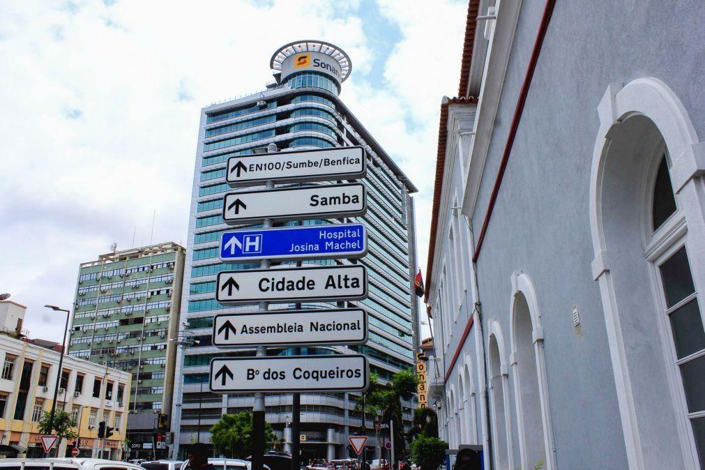 Sonangol poupou 1.200 milhões de euros com programa de restruturação em 2020