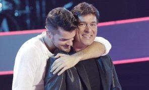 Mickael Carreira dedica nova mensagem especial ao pai: «Maior exemplo»