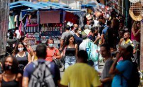 Covid-19: OMS insta Brasil a tomar medidas face a situação