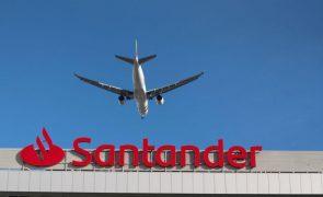 Santander abre dois planos de adesão voluntária para a saída de colaboradores