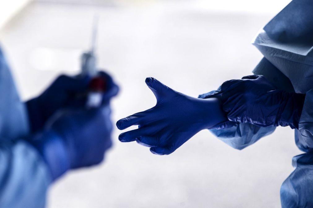Covid-19: Mais 15 mortes e 577 novos casos em 24 horas