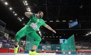 Tóquio2020: Francisco Belo consegue qualificação no lançamento do peso