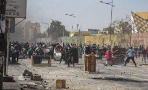 Pelo menos quatro mortos em manifestações pela libertação de líder da oposição no Senegal