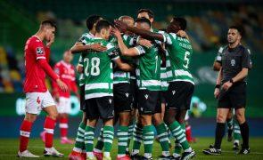 Sporting vence Santa Clara com golo nos descontos e bate recorde
