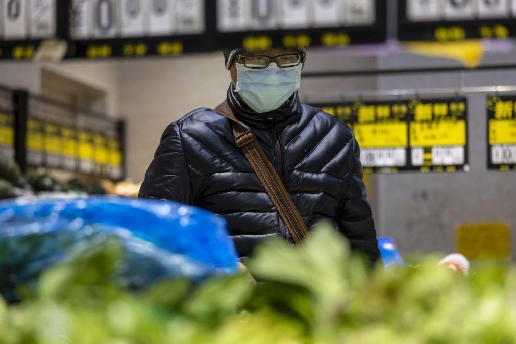 Covid-19: China soma dez novos casos, todos oriundos do exterior