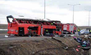 Seis mortos em acidente com autocarro ucraniano na Polónia