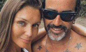 Joana Freitas casou-se em segredos há seis meses. Veja as fotos