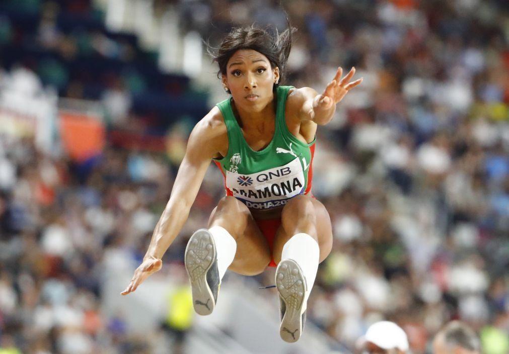 Patrícia Mamona apura-se para a final do triplo salto nos Europeus de atletismo