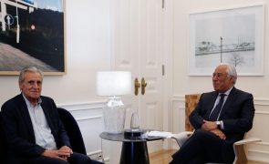 Costa felicita partido pelo centenário e congratula-se com