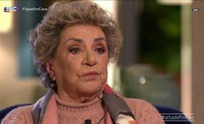Natalina José recorda infância repleta de violência: