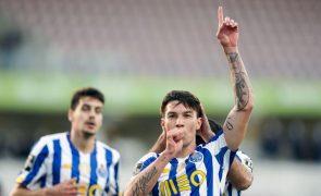 FC Porto bate Gil Vicente e sobe ao segundo lugar provisório na Liga NOS