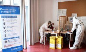 Covid-19: França com 173 mortes e 23.300 novos casos em 24 horas