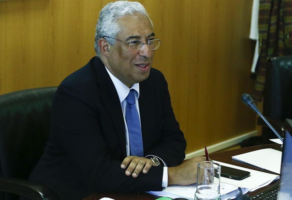 Primeiro-ministro agradece mobilização de portugueses para discussão pública do PRR