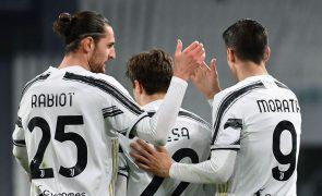 Juventus com poupanças vence a Lazio antes de receber o FC Porto