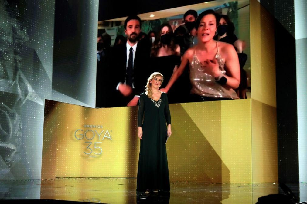 Mulheres triunfam na gala dos Prémios Goya de cinema