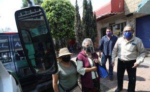 Covid-19: México com mais 779 mortes e 6.561 novos casos