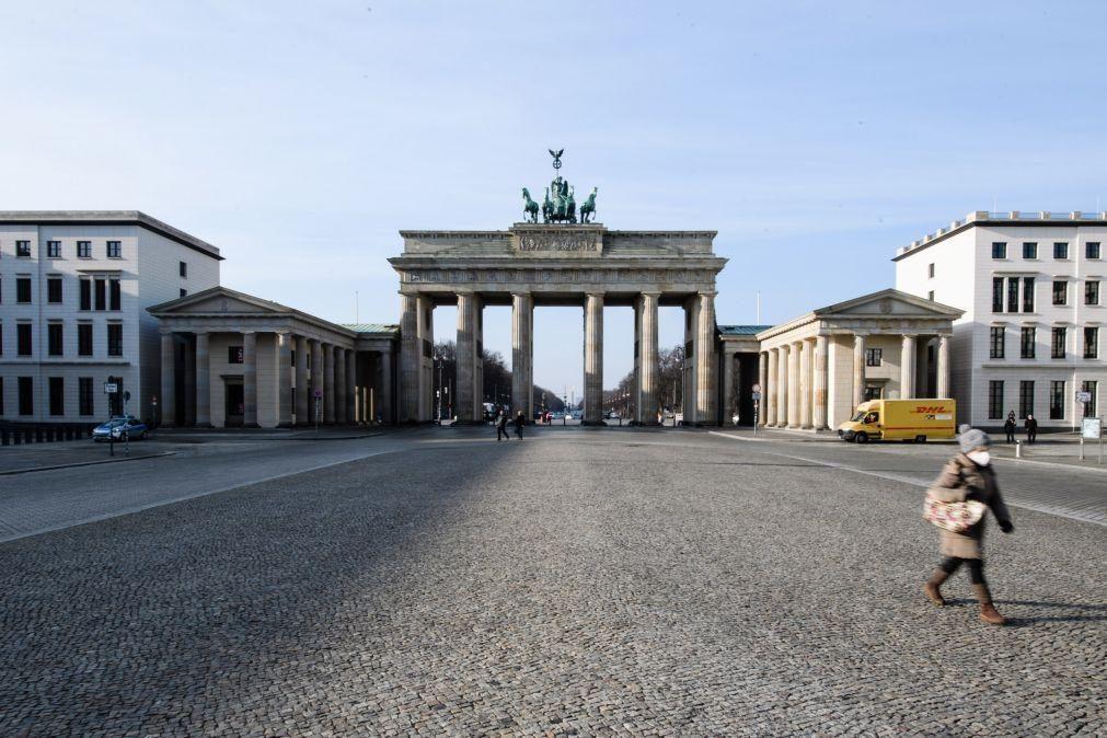 Covid-19: Alemanha chega aos 2,5 milhões de infetados, 3% da sua população