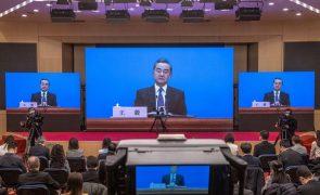 China adverte EUA de que