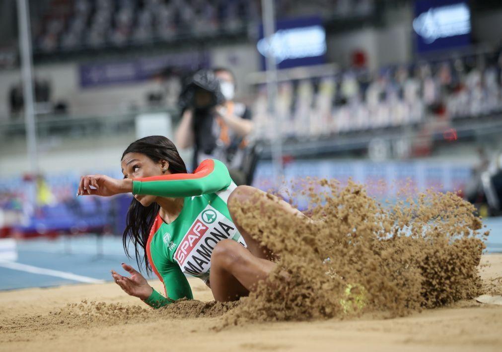 Patrícia Mamona campeã no triplo salto nos Europeus de atletismo